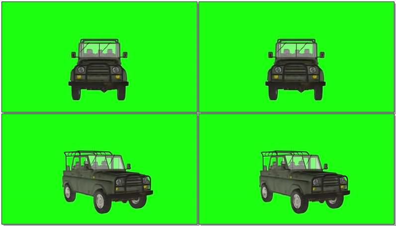 绿屏抠像越野吉普车.jpg