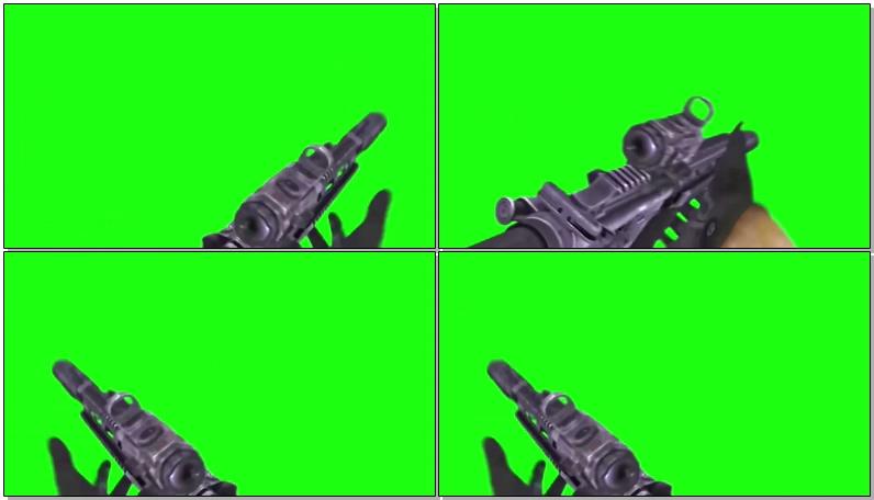绿屏抠像吃鸡游戏射击.jpg
