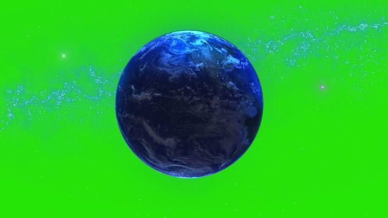 绿屏抠像地球与银河系.jpg