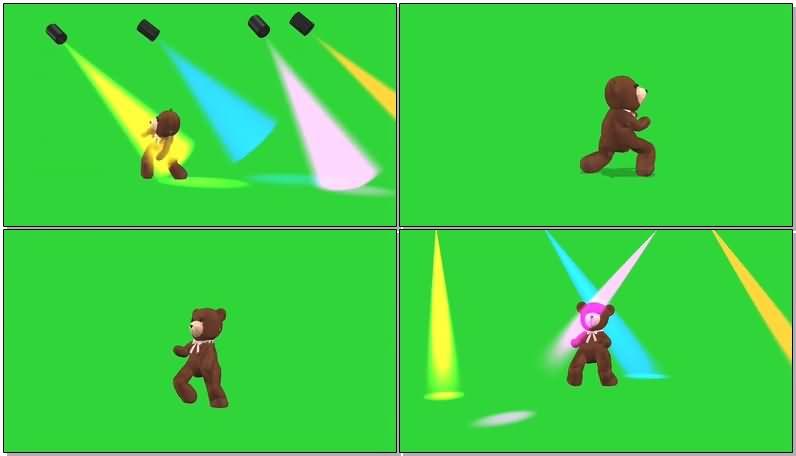 绿屏抠像跳舞的泰迪熊.jpg
