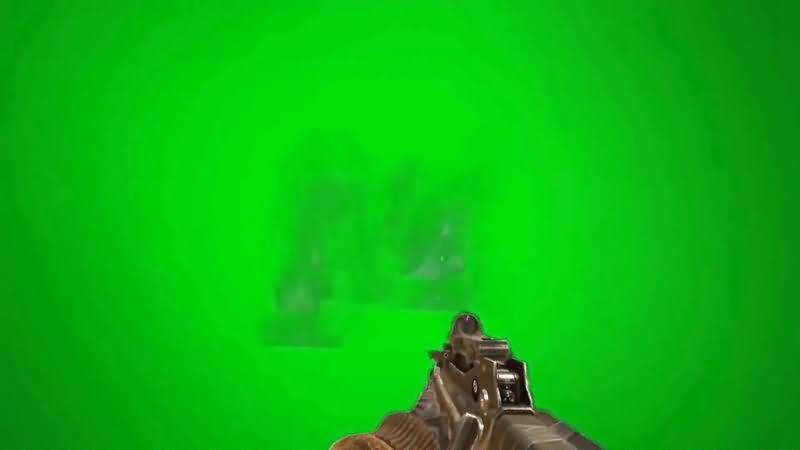 绿屏抠像吃鸡游戏开枪射击.jpg