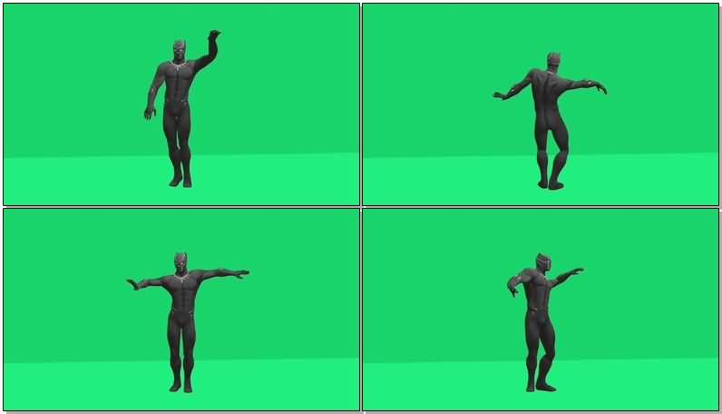 绿屏抠像跳舞的黑豹.jpg