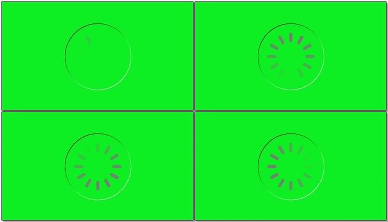 绿屏抠像圆形加载进度条.jpg