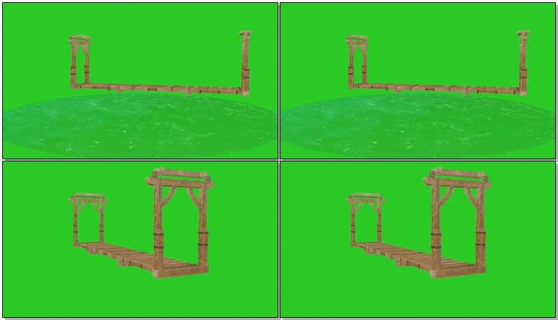 绿屏抠像坍塌的木桥.jpg