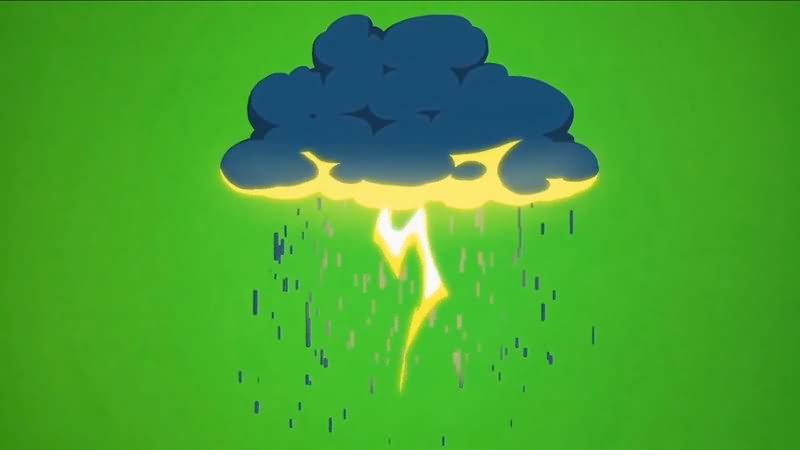 绿屏抠像卡通雷雨乌云.jpg