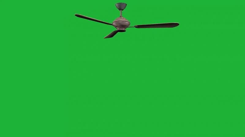 绿屏抠像旋转的吊扇.jpg