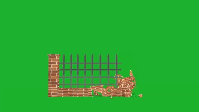 绿屏抠像倒塌的围墙.jpg