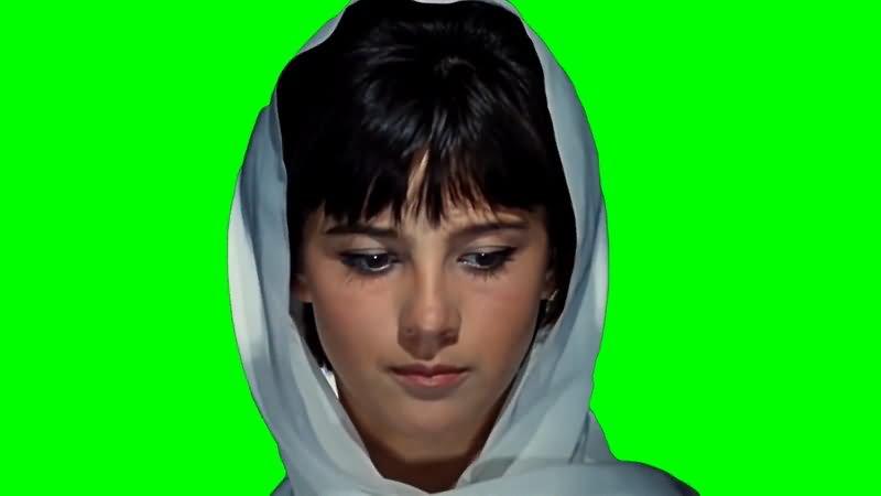 绿屏抠像头巾美女.jpg