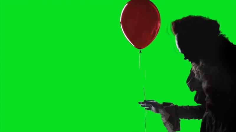 绿屏幕抠像拿气球的小丑.jpg