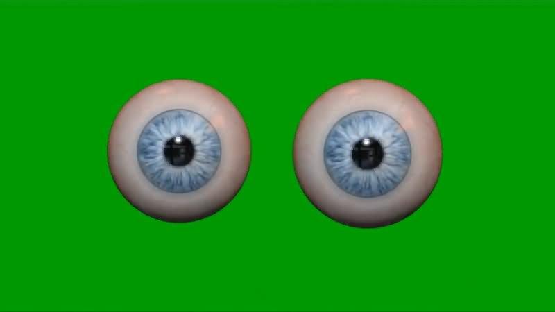 绿屏幕抠像转动的眼球.jpg