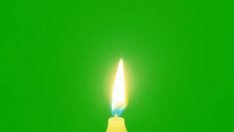 绿屏幕抠像燃烧的蜡烛.jpg