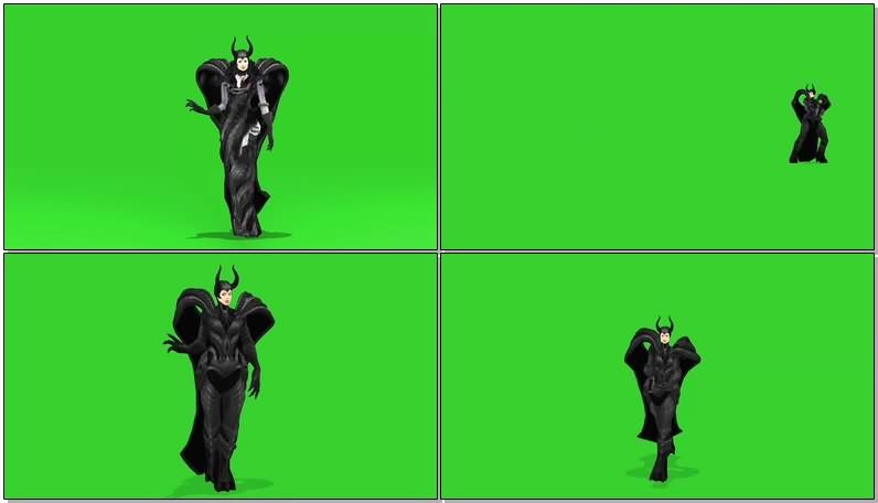 绿屏抠像视频素材邪恶女巫.jpg