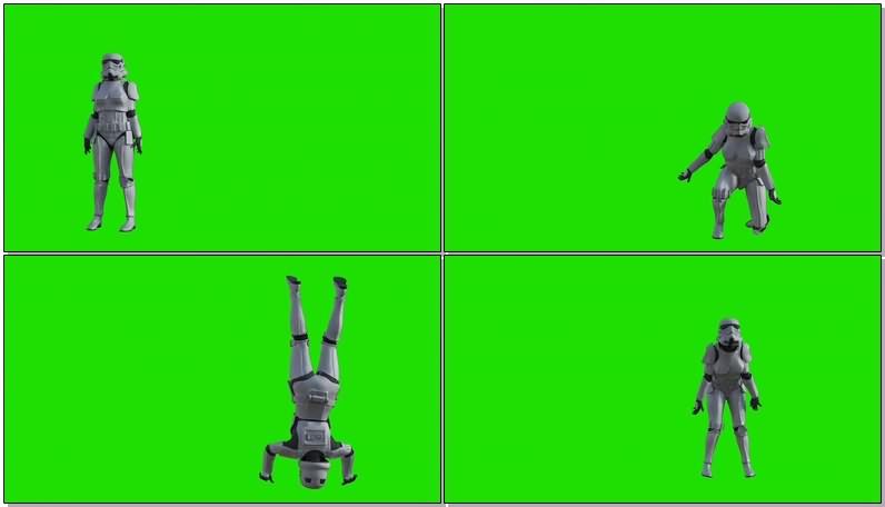 绿屏抠像视频素材星球大战士兵.jpg