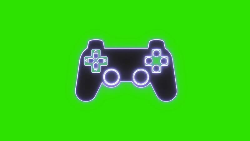 绿幕视频素材游戏机手柄.jpg