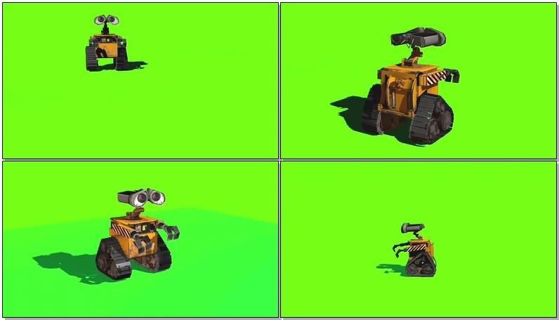绿幕视频素材机器人瓦力.jpg