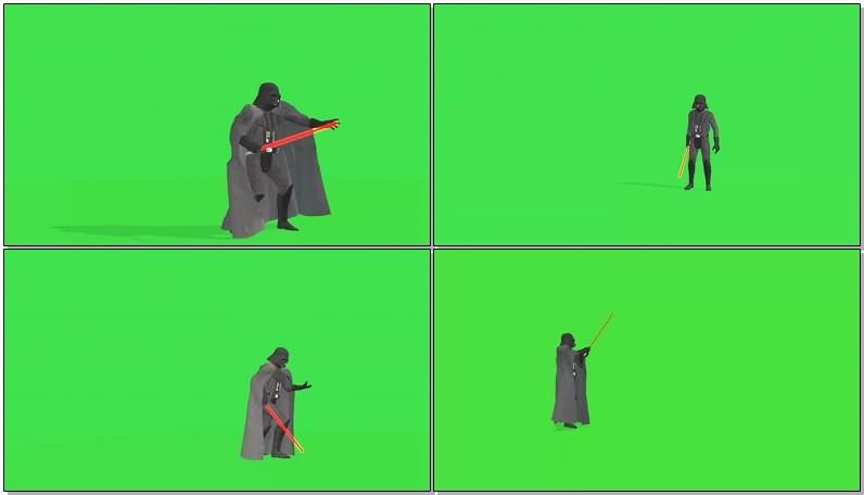 绿幕视频素材绝地武士.jpg