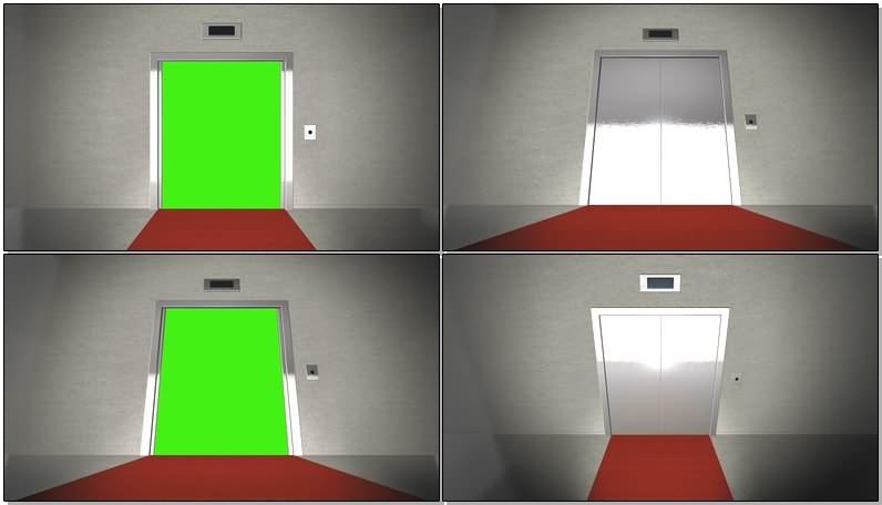 绿幕视频素材电梯.jpg