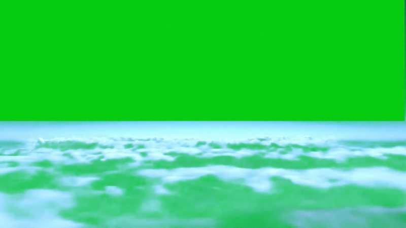 绿幕视频素材空中云层.jpg