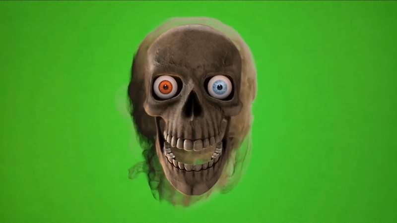 绿幕视频素材骷髅头.jpg