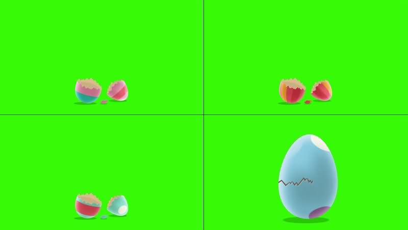 绿幕视频素材彩蛋