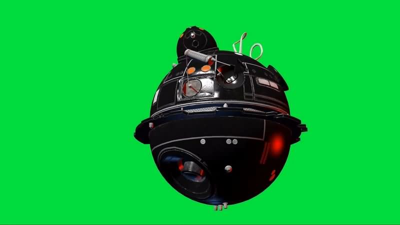 绿幕视频素材IT-O球形机器人.jpg
