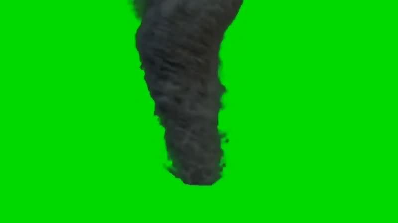 绿幕视频素材旋风