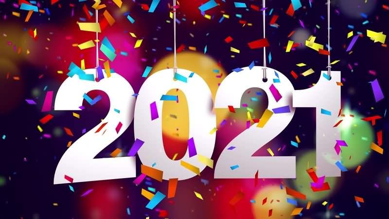 2021年新年庆典祝庆主题视频素材