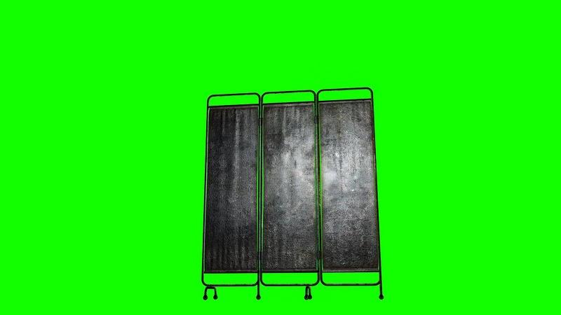 绿幕视频素材档板