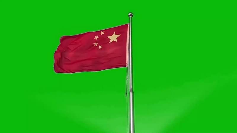 绿幕视频素材五星红旗.jpg